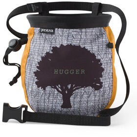 Prana Graphic Chalk Bag with Belt curry tree hugger